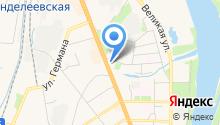 Банкомат, Бинбанк, ПАО на карте