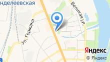 СТРАХОВАЯ КОМПАНИЯ ГАЙДЕ, ПАО на карте