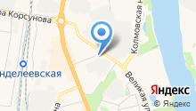 Metro Dance Station на карте