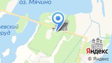 Юрьевское подворье на карте