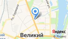 АСК-Петербург на карте