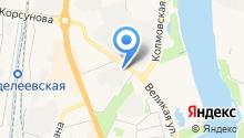 АРСЕНАЛ - Рекламная компания на карте