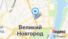 Белоснежка на карте