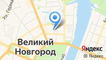 Автостоянка на Козьмодемьянской на карте