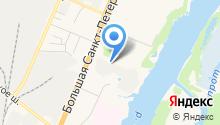 Адепт, ЗАО на карте