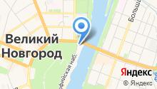 Dekor на карте