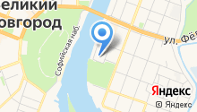 SENSATION на карте