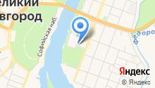 Банкомат, АКБ Связь-Банк на карте