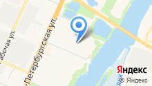 Автотур на карте