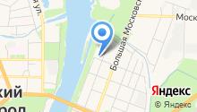 Авторский пол на карте