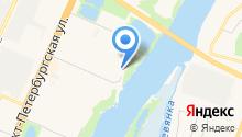 River House на карте