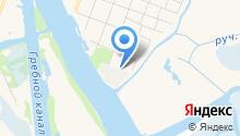 Церковь Петра и Павла на Славне на карте