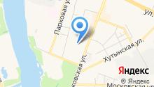 Антикризисный центр на карте