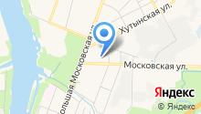 Адвокатский кабинет Дубоносовой А.Э. на карте