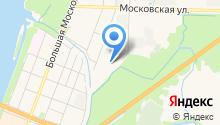 Новплемсервис на карте