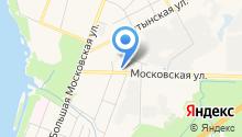 Арендно-сервисная компания на карте