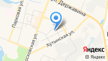 Адвокатский кабинет Кириллова А.Н. на карте