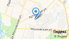 Arbor на карте