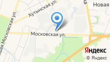 Авто.Новгород на карте