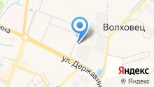 АГЗС на ул. Якова Павлова на карте