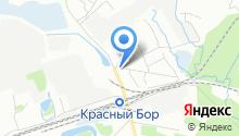 Аистенок на карте