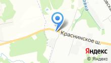 АВТОСПРУТ на карте