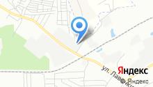 Автомастерская по ремонту маршрутных автобусов на карте