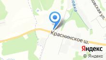 izap.pro на карте