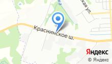 Kuchenberg на карте