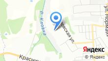 Авантпак-Смоленск на карте