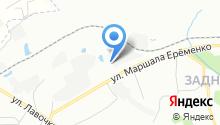 Авто СПА на карте