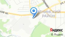 Адвокатский кабинет Соловьева В.В. на карте