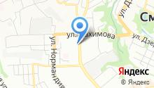 X-max на карте
