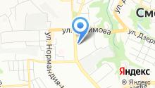 CСШ (ДЮОРК) на карте
