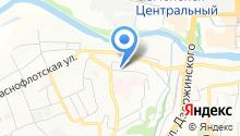 Ястреб-С на карте