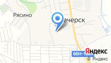 СКБ-Дом на карте