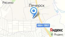 Service-Line на карте