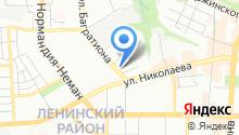 HomIQ на карте