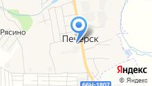 Эксперсс-Доставка на карте