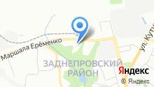АвтоМаска на карте