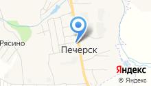 Центр Террасной Доски на карте