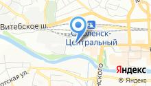 Металлальянс на карте