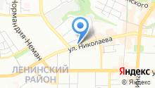 Kraft на карте
