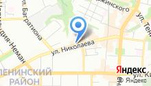 E travel на карте