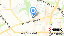 Адвокатский кабинет Куляева С.А. на карте