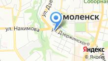 Адвокатский кабинет Гладкова А.П. на карте