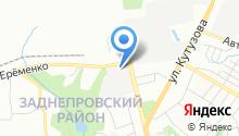 Авто-триплекс на карте