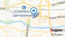 GameSector на карте