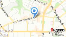 Unocal на карте