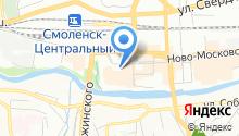 Skrepka67.ru на карте